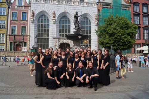 II Ogólnopolski Festiwal Współczesnej Muzyki Chóralnej Music Everywhere!