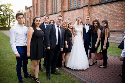 Ślub Anety Kielan