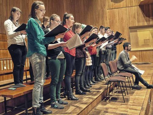 Koncert oratoryjny Kantaty Wielkanocne