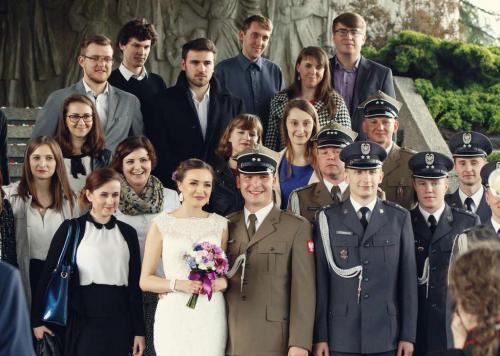 Ślub Marty Owczarek