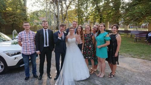 Ślub Ewy Kukawskiej