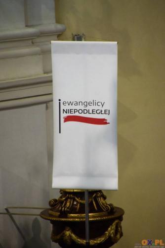 100-lecie odyzskania niepodległości Diecezji Cieszyńskiej Kościoła Ewangelicko-Augsburskiego w RP